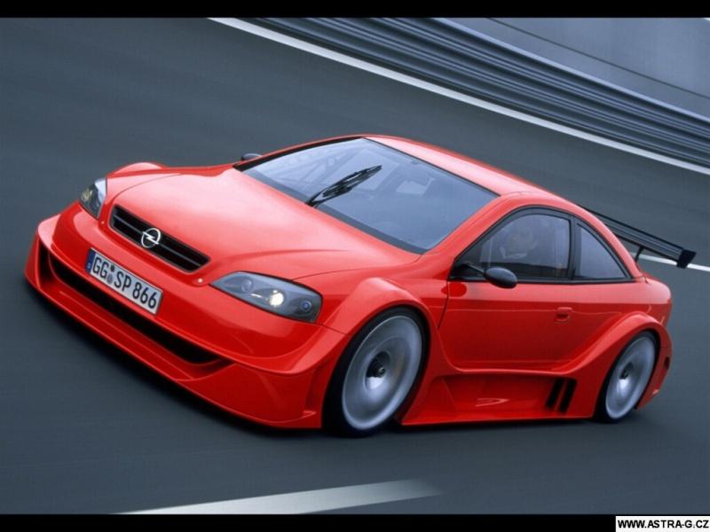 Opel Astra DTM