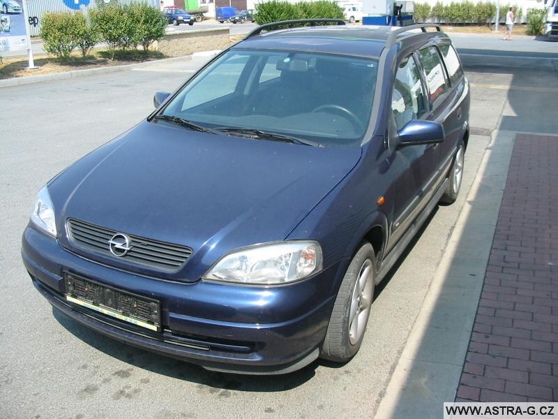 Opel Astra G z bazaru 2