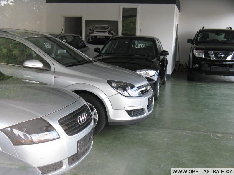 Opel Astra H v Německu