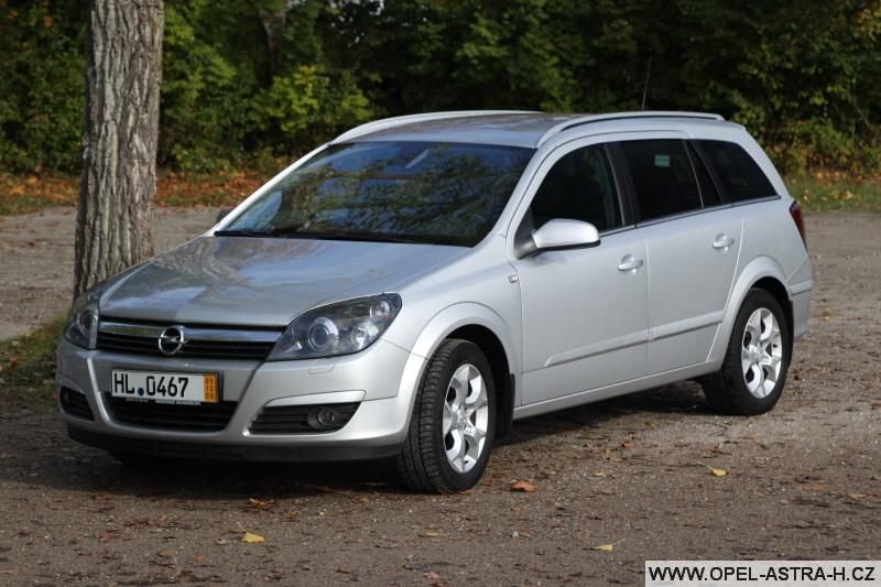 Opel Astra H v Německu 3