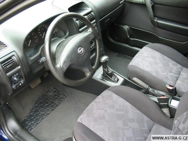 Opel Astra 1.6 16V automat