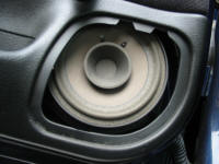 Opel astra zadní repro