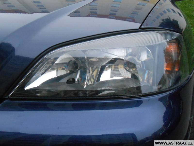 Renovace světlometů u staršího auta se opravdu vyplatí