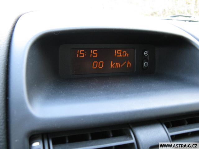 TID Opel Astra