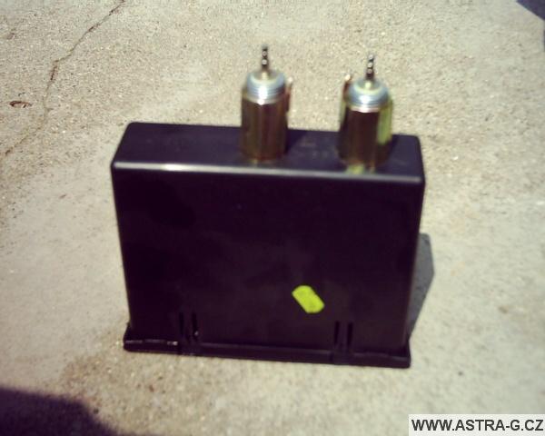 Zásuvka zapalovače