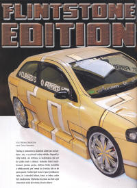 Opel Astra Flinstone