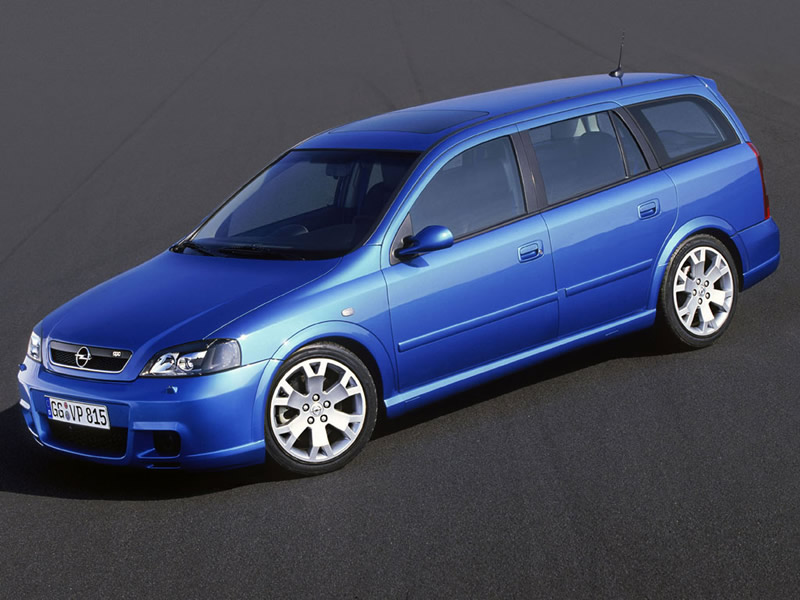 Opel Astra OPC Station Wagon 2003