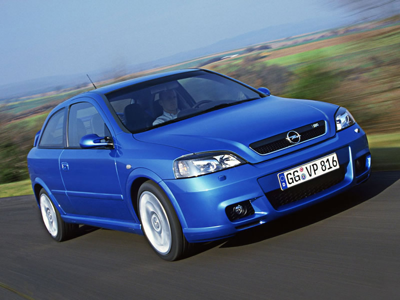 Opel Astra OPC hatchback 2003