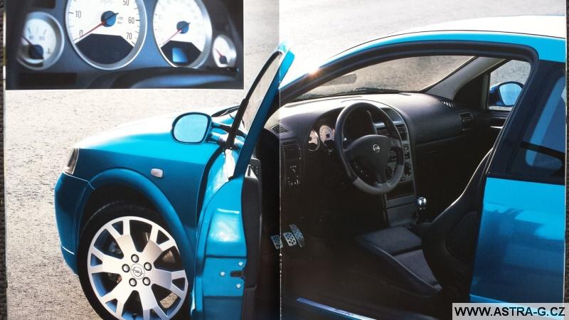 Opel Astra G OPC 2