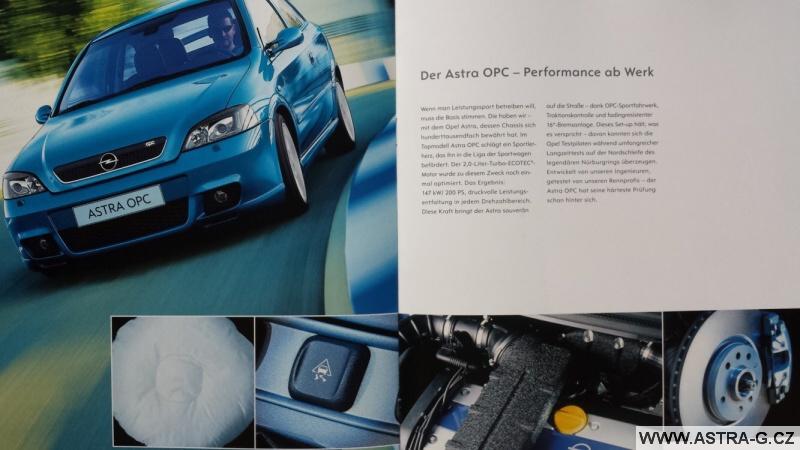 Opel Astra G OPC 4
