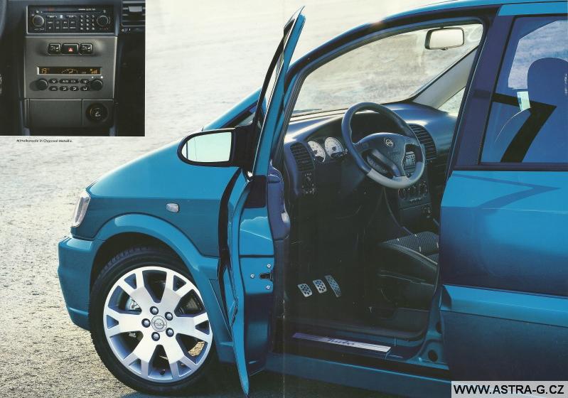 Opel Zafira OPC katalog 3