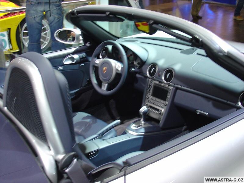 Autosalon Lipsko 2007