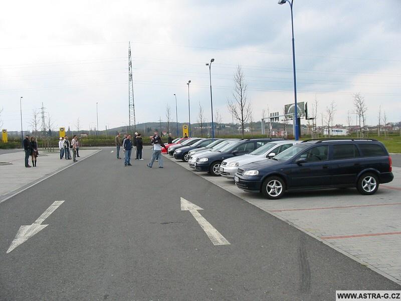 Pražský minisrázek - 7.4.2007