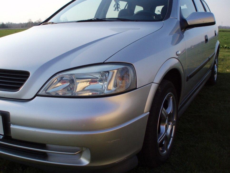 Opel Astra Caravan: potěšení z jízdy