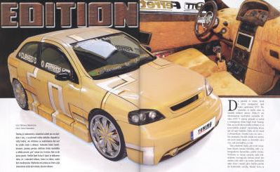 Astra Flinstone Edition