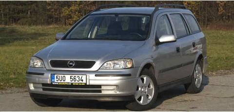 Opel Astra (od 1998)
