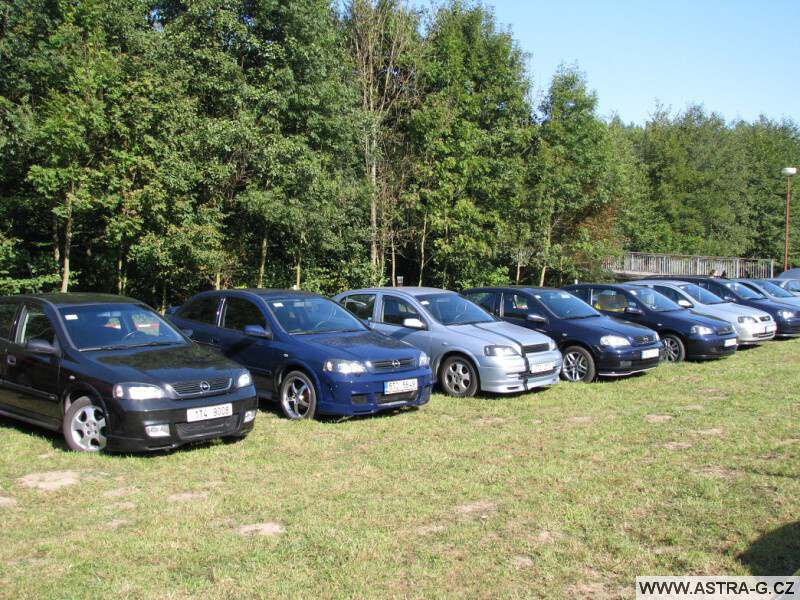 Celorepublikový sraz 25.-27.9.2009, Smraďavka
