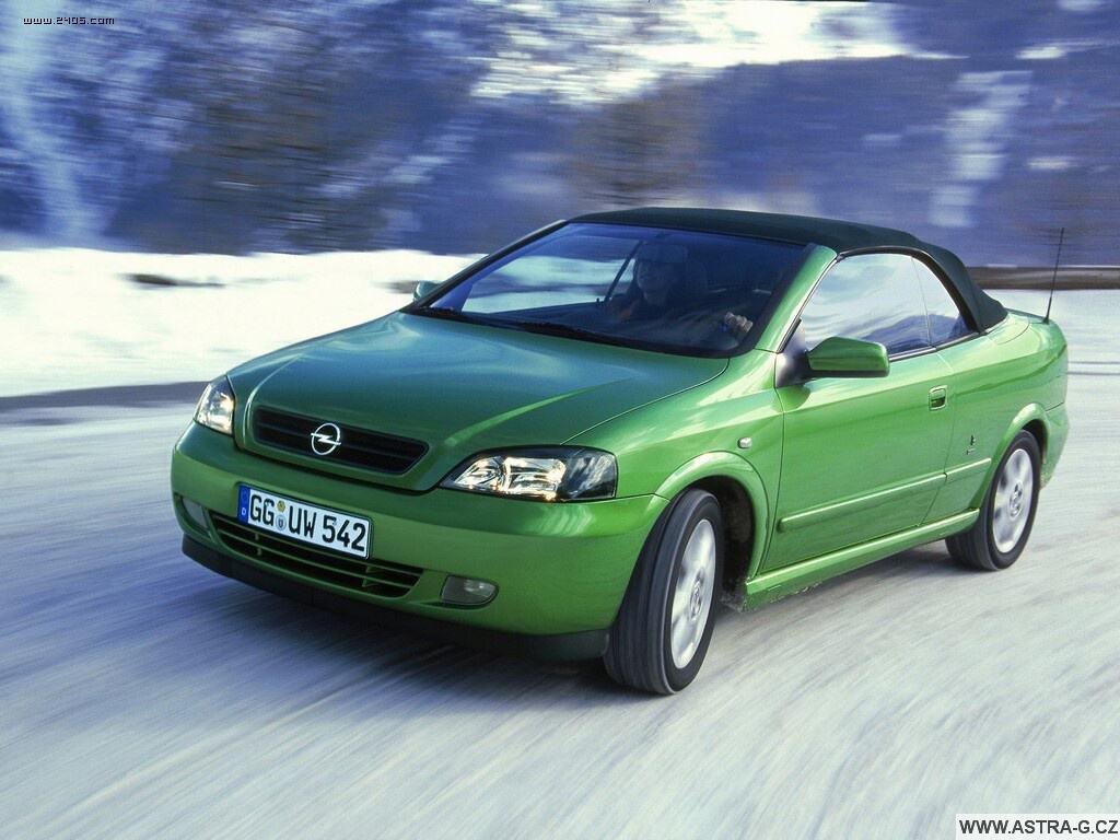 opel astra g cabrio green 02
