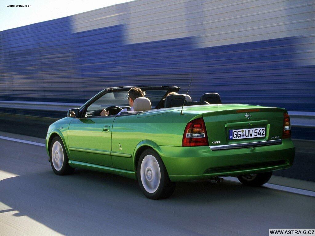 opel astra g cabrio green 04