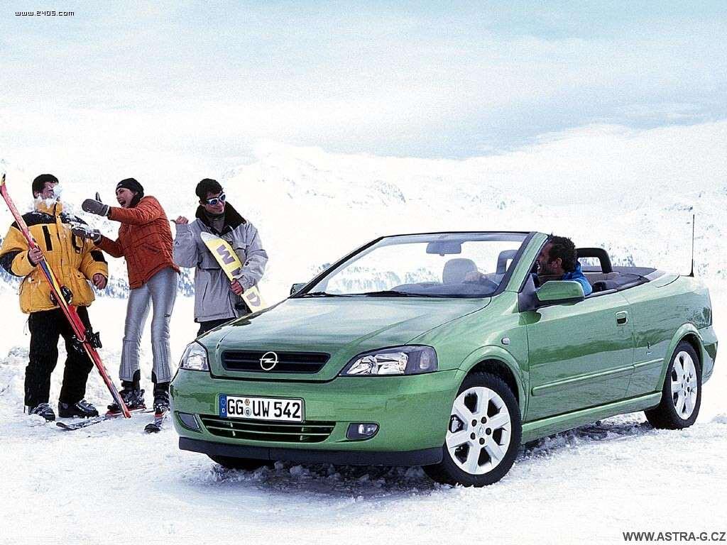 opel astra g cabrio green 06