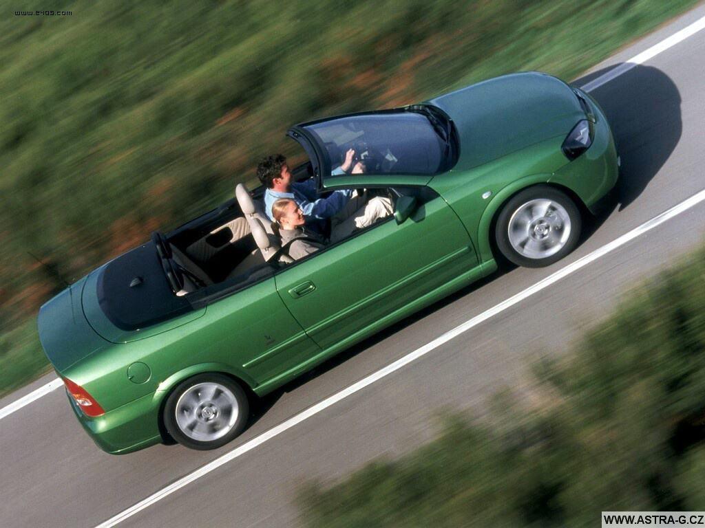 opel astra g cabrio green 08