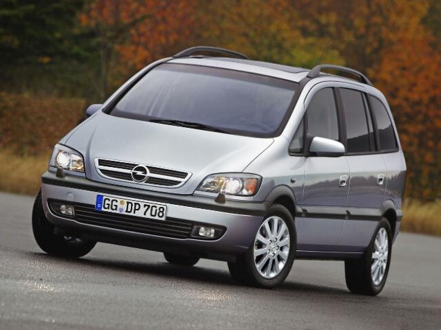 Opel Zafira jezdí po celém světě