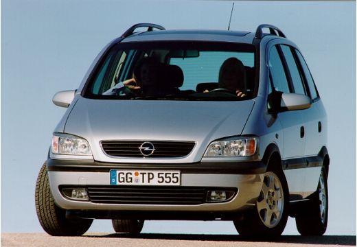 Opel Zafira 1.6 16V (1999)