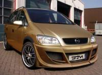 Opel Zafira nárazník