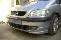 Opel Zafira přední spoiler