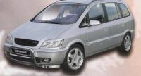 Opel Zafira ochranný rám