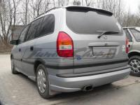 Opel Zafira zadní spoiler