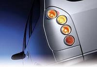Opel Zafira zadní světla JOM